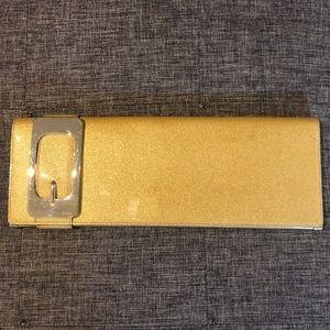 Gucci Gold Clutch